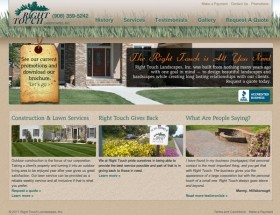 Right Touch Landscapes, Inc.
