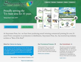Stuyvesant Press Home Page